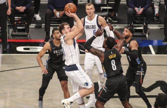 Brooklyn Netsin galibiyet serisini Dallas Mavericks bozdu