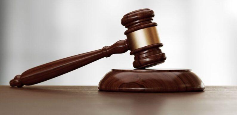 Eski TMSF Başkan Yardımcısı Fethi Çalık'ın yargılandığı zimmet davasında karar