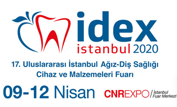 İDEX İstanbul Fuarı 2020