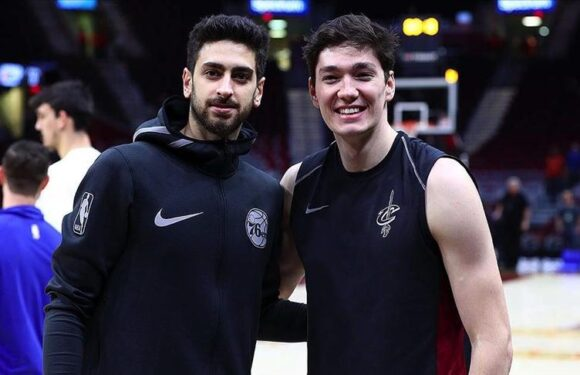 NBAde Furkan Korkmaz ve Cedi Osman takımlarının galibiyetinde